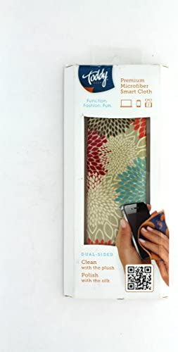 Tablets EC2050 Toddy Gear 5x7 On-The-Go Screen Cleaning Cloth for Smartphones Agate Lenses and More