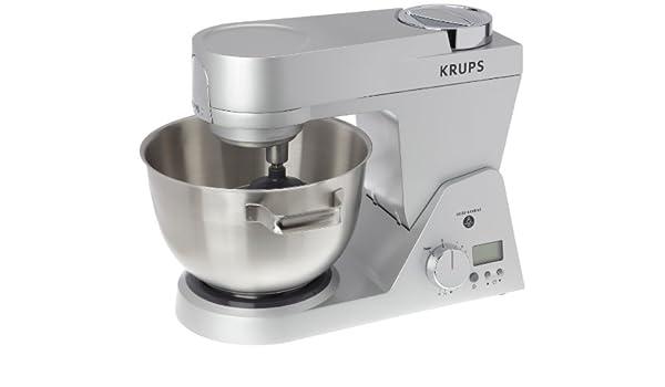 Krups YY8504, Acero inoxidable, 9640 g, 310 mm, 290 mm, 350 mm, Metal - Robot de cocina: Amazon.es: Hogar