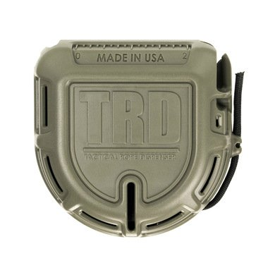 TRD-Tactical Rope Dispenser-Olive Drab