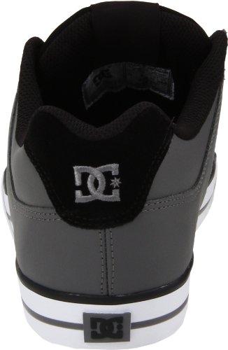 DC Herren Pure Action Sport Sneaker Kohle / Schwarz