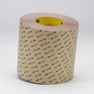 3M (F9473PC) Adhesive Transfer Tape F9473PC Clear, 48 in x 60 yd 10 mil
