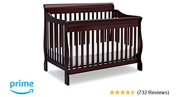 Amazon Delta Children Canton 4 In 1 Convertible Baby Crib