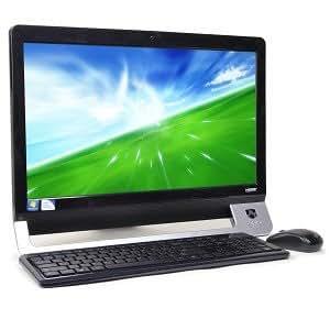 "Gateway ZX4971-UB10P All-in-One Celeron Dual-Core G530 2.4GHz 4GB 500GB DVD±RW 21.5"" Touch Windows 7 Home Premium w/Webcam & HDMI"