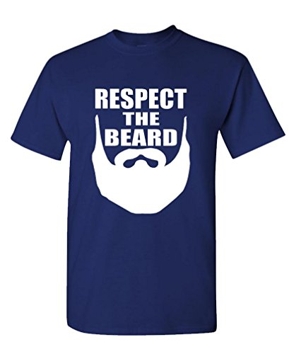 RESPECT BEARD manly funny hipster