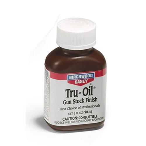 Birchwood Casey Tru Oil Stock Finish (3-Ounce), Outdoor Stuffs