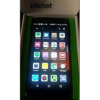 Cricket Wireless - Alcatel One Touch Idol 3 4g Lte With 16gb Memory Cell Phone