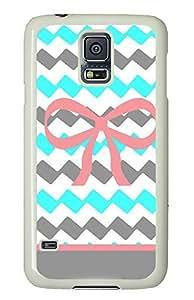 design Samsung Galaxy S5 cases Best Chevron Cute PC White Custom Samsung Galaxy S5 Case Cover