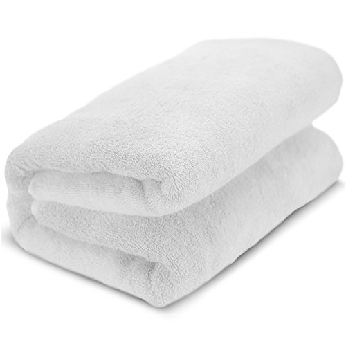 Towel Bazaar 100% Turkish Cotton Multipurpose Towels-Large
