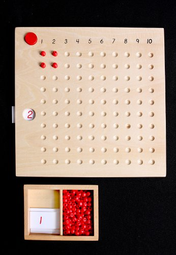 Amazon.com: Brilliant Minds Montessori Complete Math Kit: Office ...