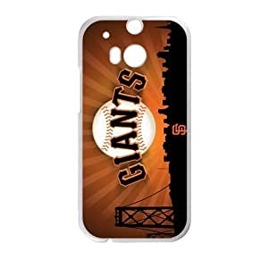 giants san francisco sf Phone Case for HTC One M8