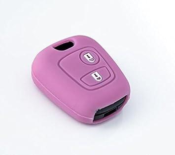 Carcasa CLE Peugeot 107 207 307 106 206 306 406 silicona ...