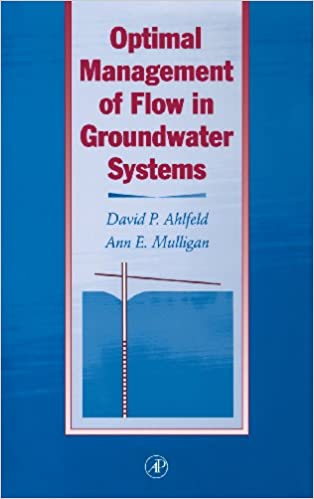 Optimal Management of Flow in Groundwater Systems: An