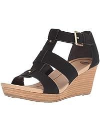 Dr. Scholl's Womens Barton Wedge Sandal