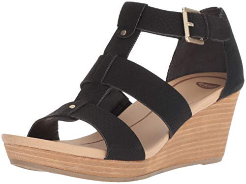 Dr. Scholl's Shoes Women's Barton Wedge Sandal