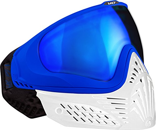 Virtue VIO Extend Thermal Paintball Goggles / Masks - White Sapphire