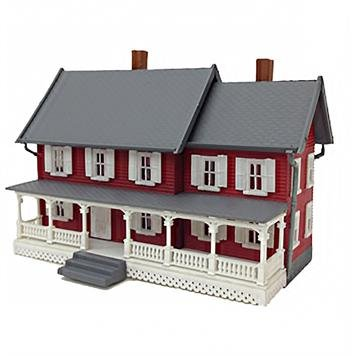 Model Power 6375 O Stevenson's House Built-Up Buildings for sale  Delivered anywhere in USA