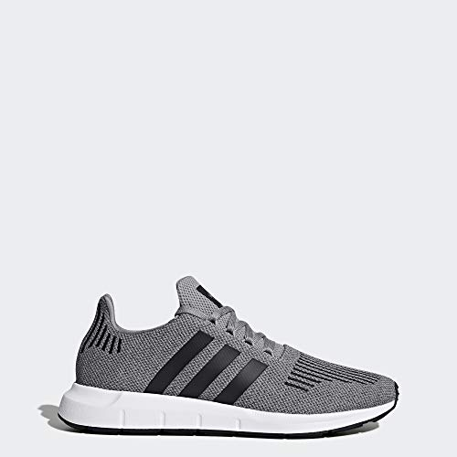 adidas Originals Men's Swift Run Shoes,grey /core black/medium grey heather,13 M US
