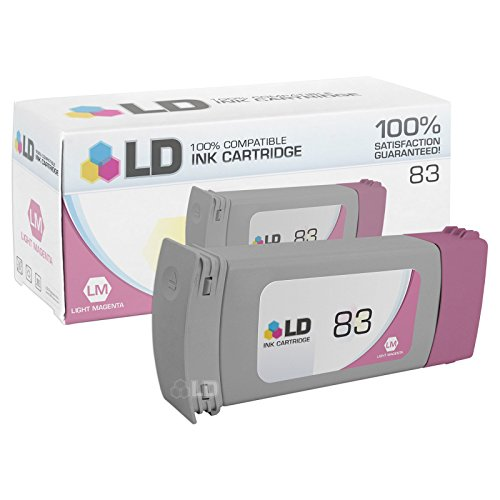 LD © Remanufactured Replacement for HP 83 / C4945A Ligh