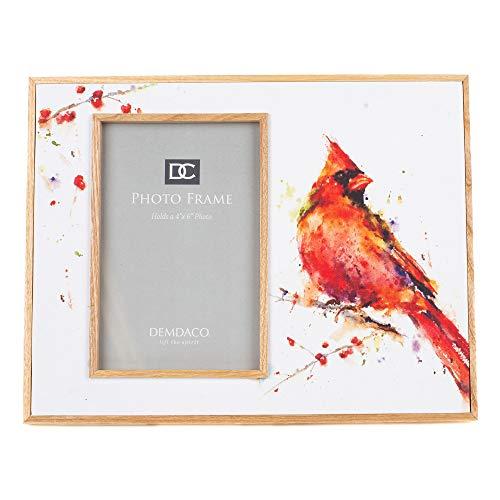 DEMDACO Big Sky Carvers Redhead Cardinal Photo ()