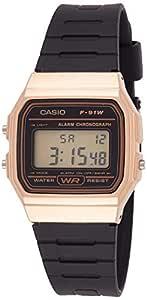 Casio Casual Digital Display Automatic Watch For Men F-91WM-9ADF