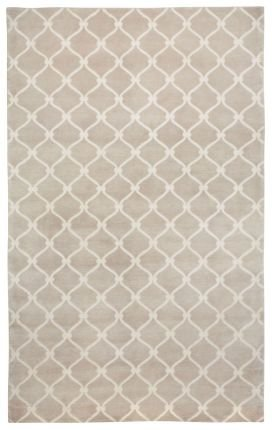 Capel Rugs COCOCOZY Picket Rectangle Hand Knotted Area Rug, 8 x 11', ()
