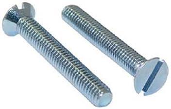 12 M x 65 Galvanised Set of 50 Dresselhaus Hexagonal Screws 8.8 with Thread up to Head DIN 933