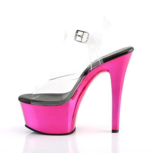 608 ASPIRE Womens C Sandals Pleaser HPCH xfEZ4Zw
