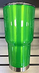 Candy Lime Green Powder Coating Powder Paint (1 LB)