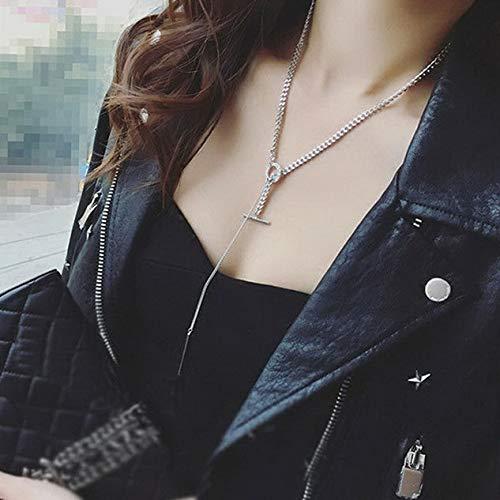 Charm Crystal Choker Chunky Statement Bib Pendant Necklace Chain | Model NCKLCS - 42678 | ()