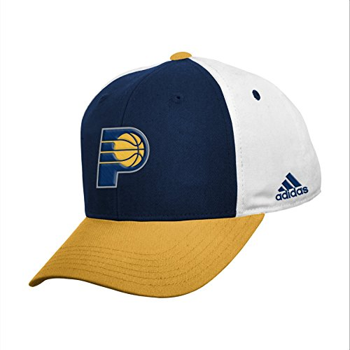 fan products of NBA Indiana Pacers Youth Boys 8-20 Structured Adjustable Cap, Navy, 1 Size