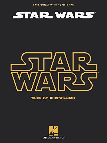 Star Wars: Easy Guitar with Notes & Tab