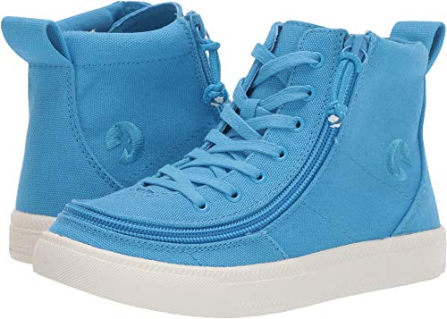 BILLY Footwear Kids Unisex Classic Lace High (Toddler/Little Kid/Big Kid) Blue Jay 12 M US Little Kid