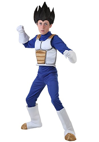 Fun Costumes ' Dragon Ball Z Vegeta Costume Large (12-14)