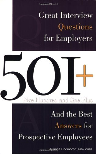 501+ Great Interview Questions For Employers and the Best Answers for Prospective Employees (Best Self Employment Opportunities)