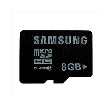 Amazon.com: New OEM Samsung 8 GB MicroSDHC Tarjeta de ...