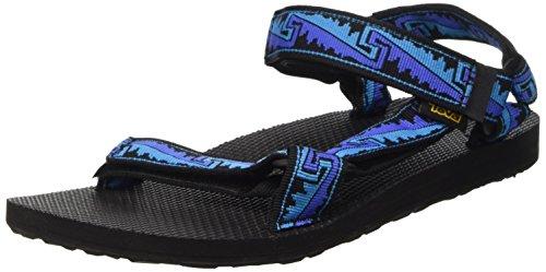 Teva Mens Sandalo Universale Originale San Rafael Blu