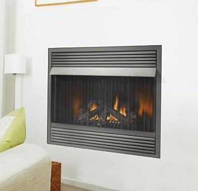 Napoleon GVF36 30,000 BTU Vent Free Zero Clearance Gas Fireplace, Propane