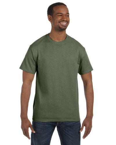 Adult Army Green T-shirt - 3