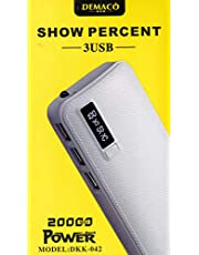 Demaco Power Pank 20000mAh