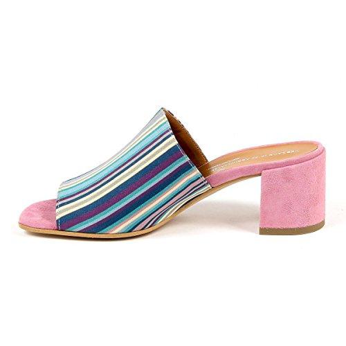 V 1969 Italia Womens Sandal Multicolor Florencia