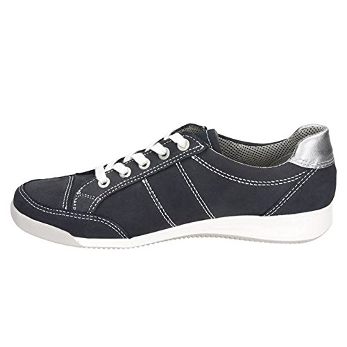 Ara Rom, Dames Derby Lace Up Brogues Blauw