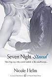 Seven Night Stand (Harrington Airfield Book 1)