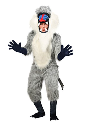 Adult Baboon Costume X-Large