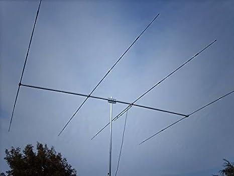 Sirio Sy27-4 4 Elements Tunable 26 5-30mhz Yagi Antenna