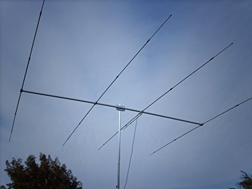 Sirio Sy27-4 4 Elements Tunable 26.5-30mhz Yagi Antenna