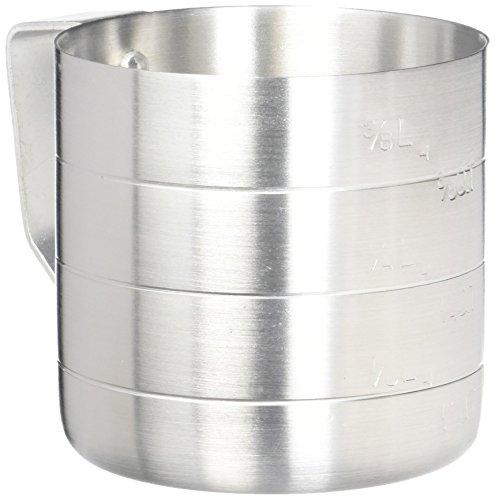 Crestware 1 Pint Aluminum Dry Measures