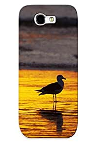 New Arrival Galaxy Note 2 Case Beachunset Case Cover