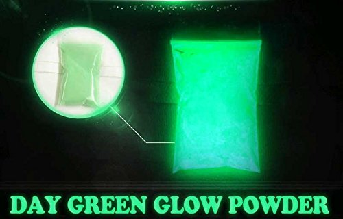 Green Triple Glow Powder by Glonation
