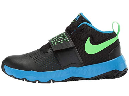 Blue D Green Para Zapatos Black Gs Niñas Hustle 8 Baloncesto photo De Team Nike rage Ewf6qTE