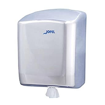 Jofel AG45500 Futura Dispensador de Papel, Mecha, Inox Brillo: Amazon.es: Industria, empresas y ciencia